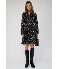 FALL FLOWER MINI ドレス