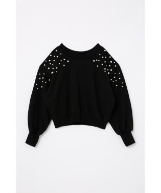 Many F Pearl Sweat TOP-R