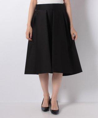 シルクウールツイル スカート