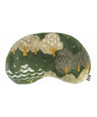 コージー 豆型クッション 森 グリーン