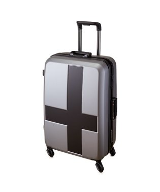 イノベーター クロスペイント スーツケース 60L Mサイズ フレームタイプ innovator INV58T