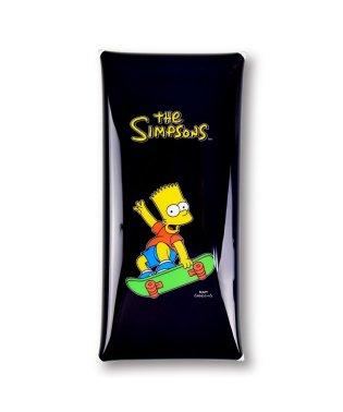 ザ シンプソンズ The Simpsons クリアマルチケース スケボー SMP PVC
