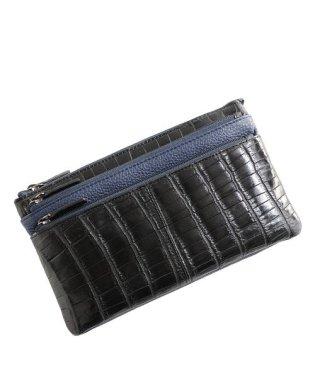 クロコダイルレザーお財布 ショルダーバッグ