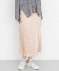 KBF+ ラップサテンスカート