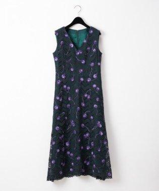 チェリーレースドレス