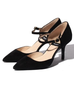 【SHIPS for women】BALDAN:STRAP PUMPS