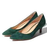 【SHIPS for women】(9999)17FW SUEDE LOW HEEL PUM