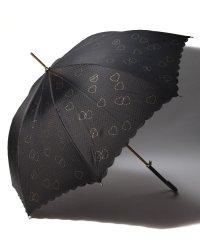 FURLA(フルラ)傘 【無地 ハートグリッター】