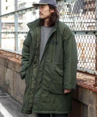 BEAMS / プリマロフト モッズ コート