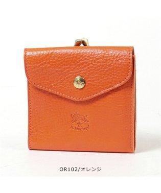 ILBISONTE イルビゾンテ C0423 P レザー 二つ折り財布 ミディアム スモール財布 カラー7色 レディース