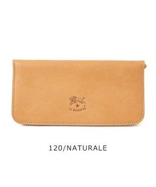 ILBISONTE イルビゾンテ C0938 P VACCHETTA レザー 二つ折り長財布 カラー4色