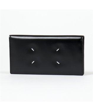 11 S55UI0202 P2714 T8013 レザー 二つ折り長財布 小銭入れ付き メンズ