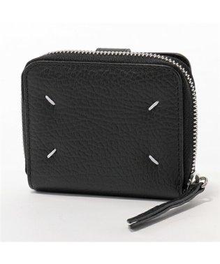11 S56UI0112 P0399 レザー ミニ財布 豆財布 二つ折り財布 札入れなし T8013 ユニセックス
