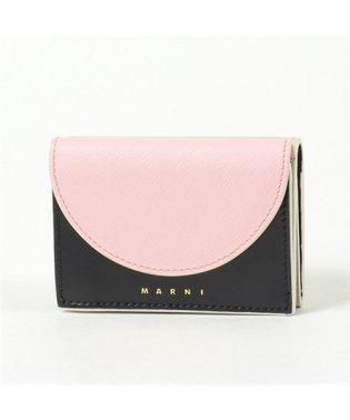 PFMO0001Q2 LV589 レザー 三つ折り財布 ミニ財布 スモール 豆財布 Z2D13 レディース