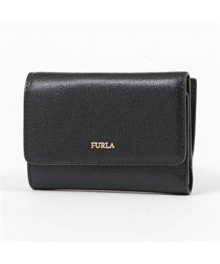 FURLA フルラ 872817 PR76 B30 BABYLON S TRIFOLD バビロン レザー 三つ折り財布 ミディアム ミニ財布 豆財布
