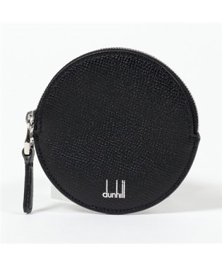 DU18F2001CA CADOGAN レザー サークル型 小銭入れ コインケース 001/BLACK メンズ