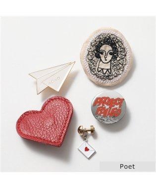 【ピンズ単品】Pin kit イタリア製 ピンズ ピンブローチ バッグチャーム カラー7色 ※バゴロカスタムバッグ専用