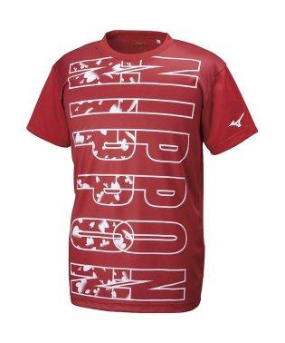 ミズノ/グラフィックTシャツ