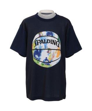 スポルディング/キッズ/ジュニアTシャツ-マーブルボール