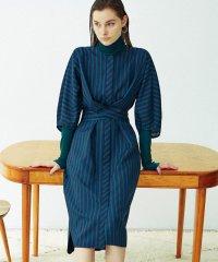 ニュアンスツイルドレス