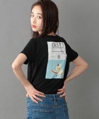 ケーキプリントTシャツ 【Backプリント】