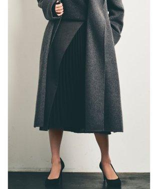 【COLLABORATION】LADYヘリンボーンスカート