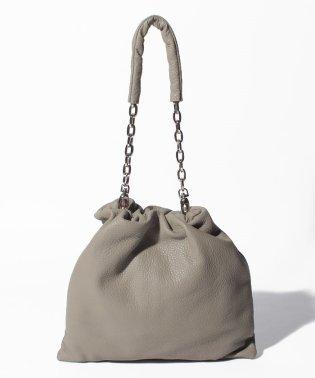 【Beaure】レザー巾着BAG
