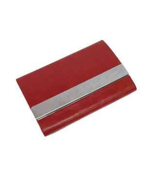 【名刺入れ メンズ レディース】「ツイン収納 シンプル 名刺入れ」20枚収納 カードケース レザー ポイントカード クレジットカード 女性用 男性用 ハードケー