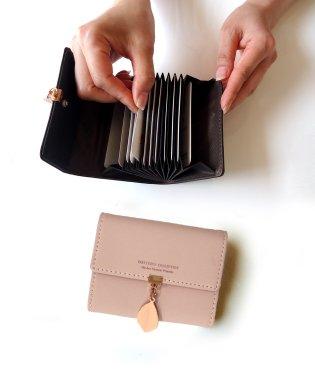 カードケース じゃばら かわいい 「チャーム レディース ジャバラ 名刺入れ」 ポイントカード 大容量 カード収納 名刺収納 コンパクト カード入れ 【 】