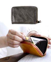 カードケース じゃばら かわいい スリム 薄型 大容量 レディース メンズ カード入れ シンプル 「PUレザー ジャバラ 名刺入れ」 革 ポイントカード 大容量
