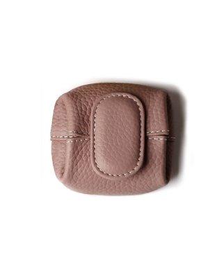 牛本革コインケース 薄い レディース「コインケース てのひら 財布 ミニ」 本革 小銭入れ コンパクト ミニ財布 小さい 小さめ 小物入れ 定期入れ メンズ お