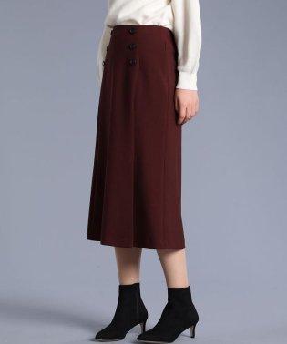 《Maglie par ef-de》フロントボタンスカート