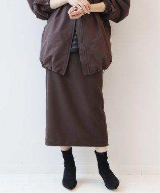 バックシャン ストレッチタイトスカート2◆