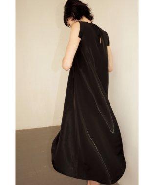 Aラインロングドレス