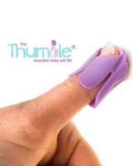 BabyNails ベビーネイルズ 装着式ベビー爪やすり The Thumble 新生児用&生後6ヶ月~ ミックスパック