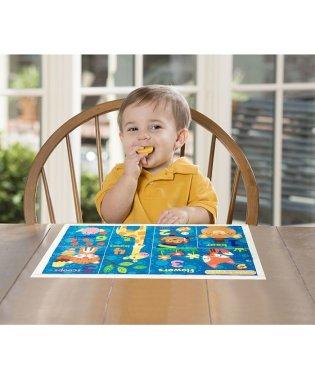 Neat Solutions ニートソリューション シール式使い捨て食事マット「テーブル・トッパー20枚入」