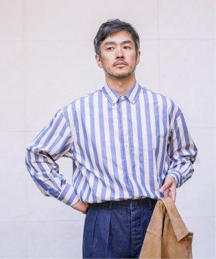 LA BOUCLE ボタンダウン ショートポイントワイドシャツ
