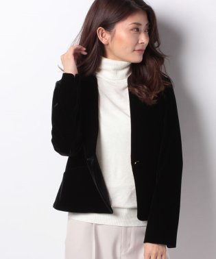 【セレモニー】ベロアジャケット