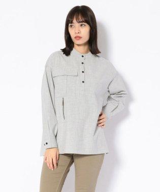 【雑誌掲載】EZUMi(エズミ)別注ミリタリープルオーバーシャツ