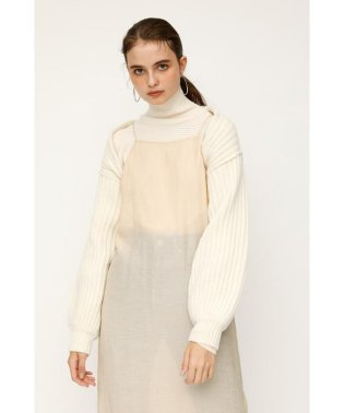 LAMBS WOOL BACKLESS ARM C/D