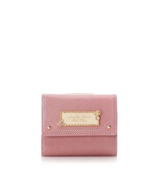 デコラティブプレート 折財布