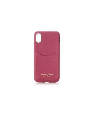iphoneX-Xs シンプルレザーiPhoneケース
