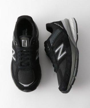 <new balance(ニューバランス)>W990V5 スニーカー/ブラック