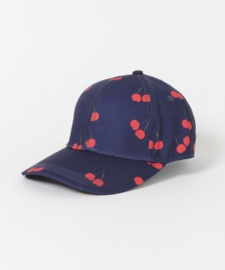 mini rodini Cherry printed cap(KIDS)