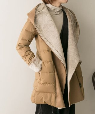 YOSOOU Fake Mouton Coat