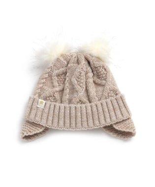 ベビーアニマルニット帽