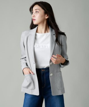 【店舗限定】ストレッチクレープジャケット