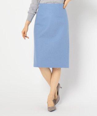 [新色追加]圧縮ウールハイウエストスカート