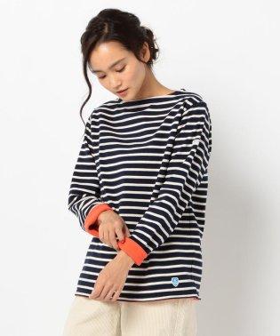 【ORCIVAL/オーシバル】COTTON LOURD FLEECE LIININGフリースバスクシャツ