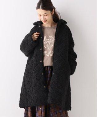 【Traditional Weatherwear】ボアキルティングコート◆